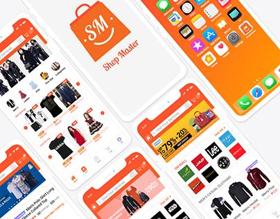 Shop Master E-commerce