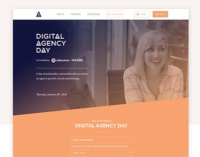 Unbounce   Digital Agency Day