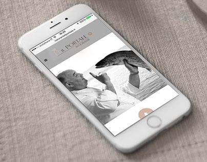 IL PORTALE [Corporate Identity + Website]