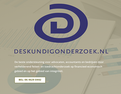 Website: deskundigonderzoek.nl