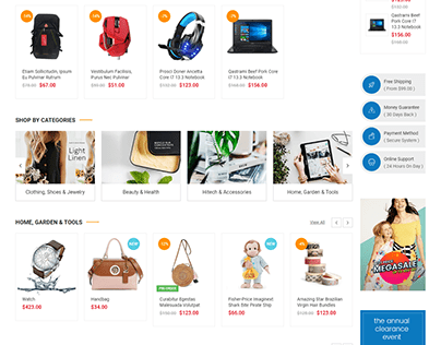 Shopify Complete Premium Website