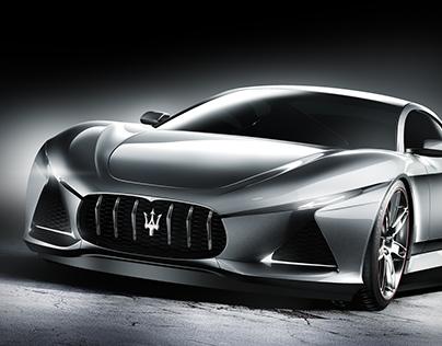 Maserati ZS3 - Concept Car