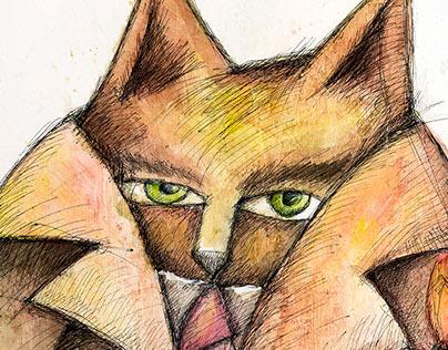 Mr. Cat