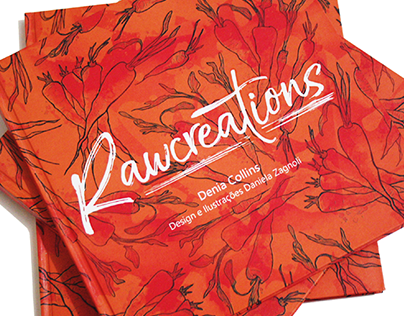 Rawcreations - Book Redesign