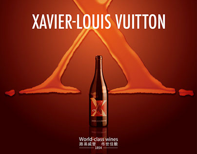 XAVIER-LOUIS VUITTON