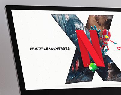 Netflix NX | design system