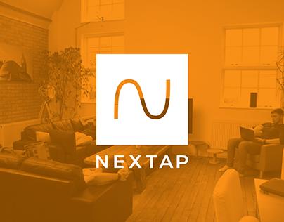 Nextap CI - Corporate identity, brand, and logo design