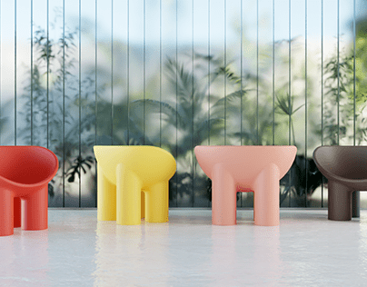 Roly Poly Armchair