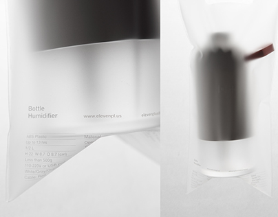 Bottle humidifier by YeongKyu Yoo 2011