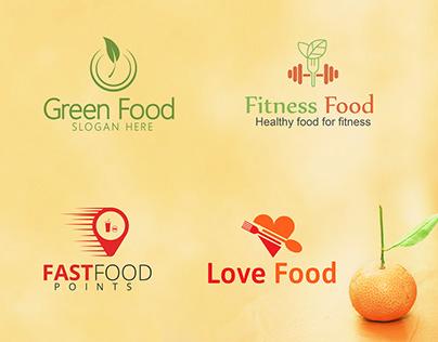 Food Logo Design/own concepts