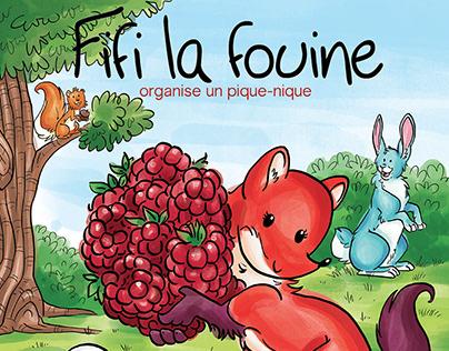 Edition - Fifi la fouine tome 7