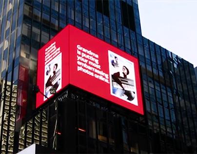 Times Square videos