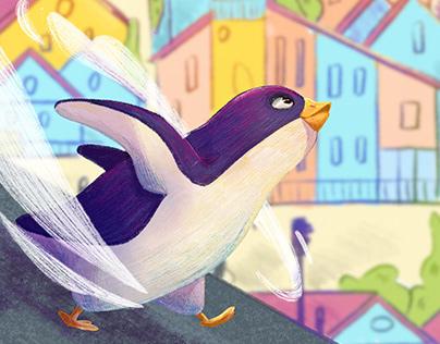 """Свободу пингвинам!"""