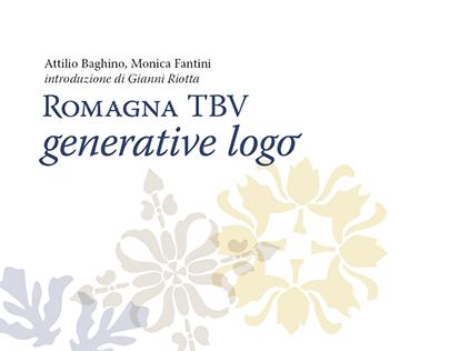 Romagna Terra del Buon Vivere, generative logo