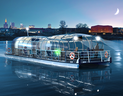 Passenger Catamaran for Warsaw