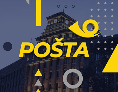 Serbian Post Redesign Concept