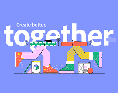 Adobe CC for Teams · Create Better, Together
