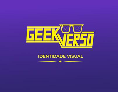 GEEKVERSO | IDENTIDADE VISUAL