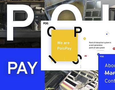 POISPay Creative Concept