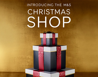 M&S Christmas Shop