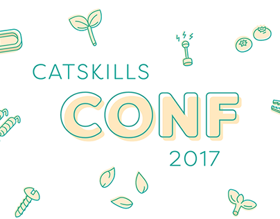 Catskills Conf | Brand & Website & Merch