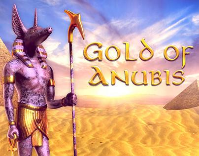 """Online slot machine – """"Gold of Anubis"""""""