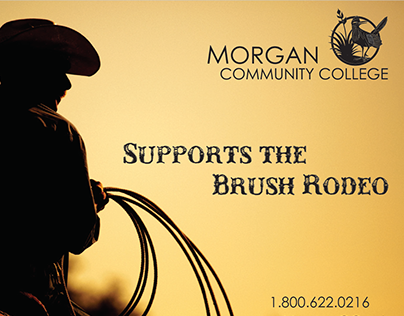 Brush CO, Rodeo 2015 News Paper AD