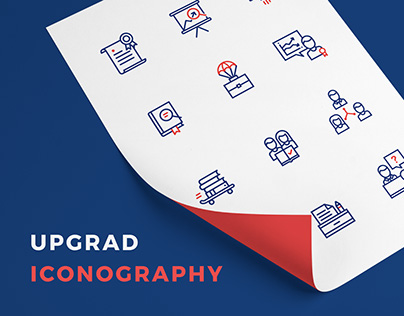 UpGrad Iconography and Illustrations