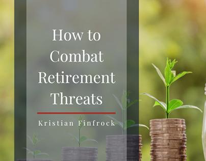 How to Combat Retirement Threats