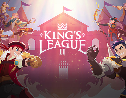 King's League II UI Design