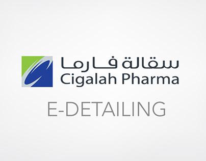 Cigalah® Pharma E-detailing design & animation