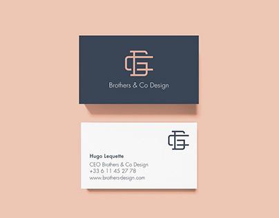 B&C Design   Branding