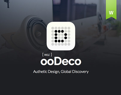 ooDeco 一網打盡全球設計師原創商品 | 網站設計提案