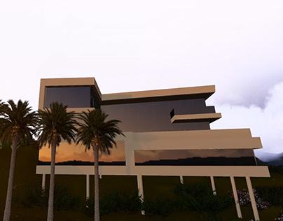 Projeto residencial Itabirito - MG