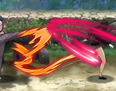 외모지상주의 for Kakao (2019, mobile) 2D Effects