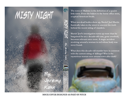 Misty Night Book Cover