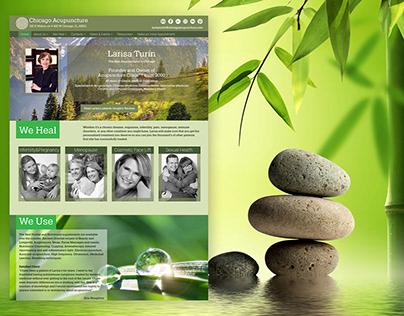 Chicago Acupuncture Web Site