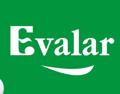 Международный сайт для компании Эвалар