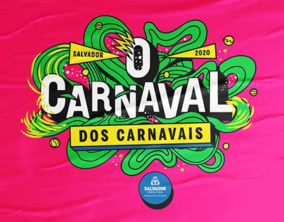 Carnaval Salvador 2020