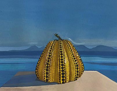 Yellow Pumpkin/