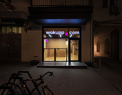 Wokupp.com with AKZ architectura