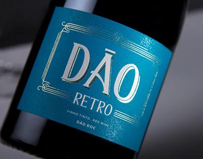 Retro Dão | Wine Packaging Design