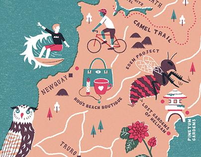 Family Traveller Maps
