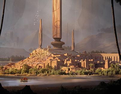 Citadel of the Oldworld