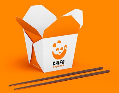 Rediseño de logotipo | Chifa Express