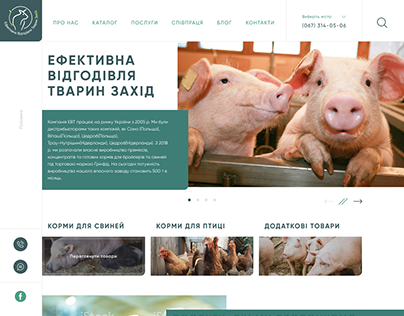 Feed site