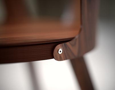 SK1 Chair by Sami Kallio