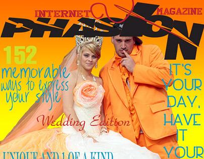 Phasion Magazine Cover