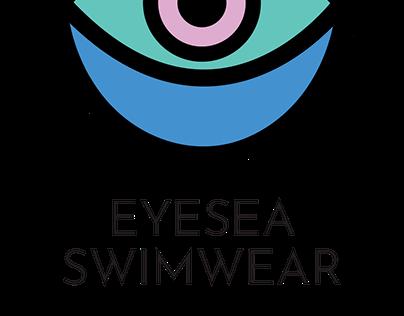 Logo for EYESEA SWIMWEAR
