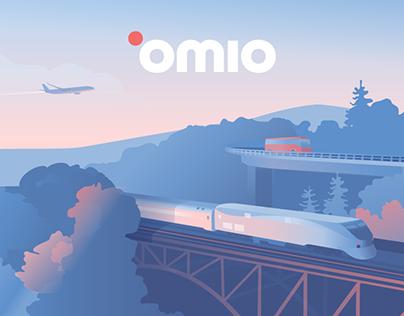 GoEuro to Omio rebrand